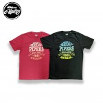 [ORIGINAL] Pipers Round Neck Graphic T-Shirt (P190-5880)