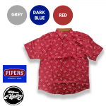 Pipers Plus Size Printed Shirt