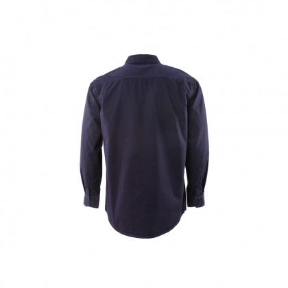 Exhaust 100% Cotton Semi Fitted Long Sleeves Shirt 1105
